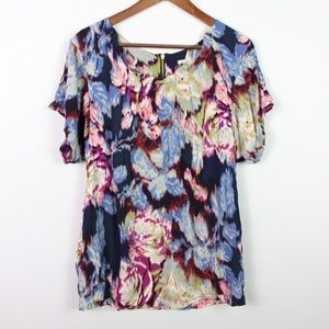 Ecote Urban Outfitters Size L Blouse Short Sleeve